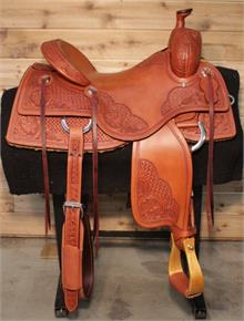 Working Cow Horse Saddles