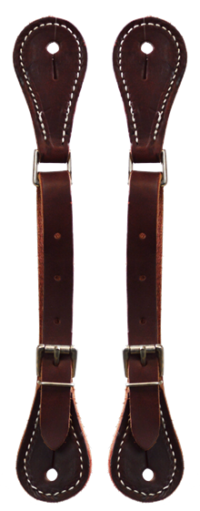 Western Fashion Tack Youth 3 Cross Spur Strap